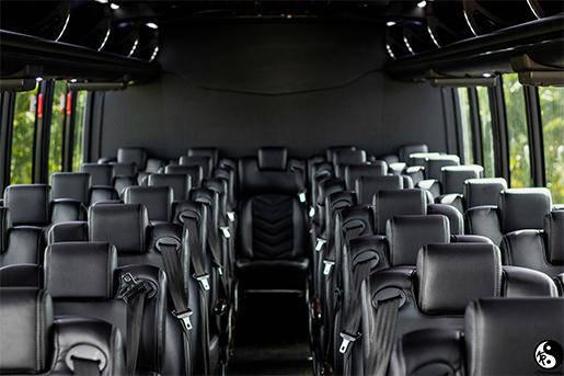 Mini Bus Rental Miami