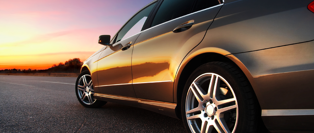 luxury car rental for prom